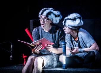 """""""Sonia śpi gdzie indziej"""", Teatr Guliwer, fot.Marta Ankiersztejn"""
