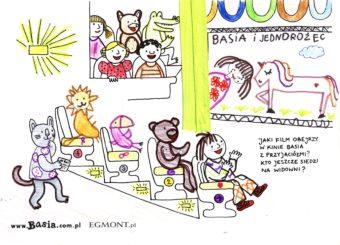 Ewa Pawłowska, 6 lat