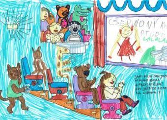Marlenka Siek, 6 lat
