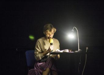 "Fragment ""Wiedźm"" czyta Anna Dziewit-Meller"