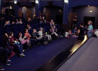 Klub Kina Dzieci - Kino Muranów