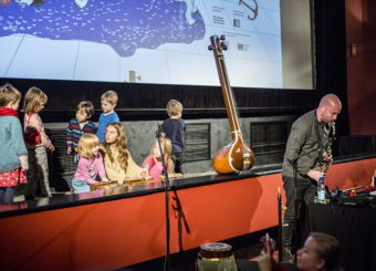 Koncert Wacława Zimpla na zakończenie Kina Dzieci